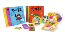 핑크퐁 CD북 10종