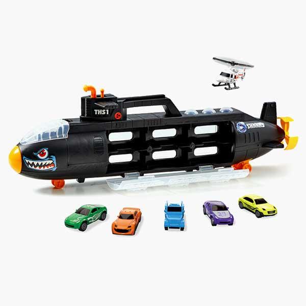 타이거 엔진-잠수함 카 캐리어