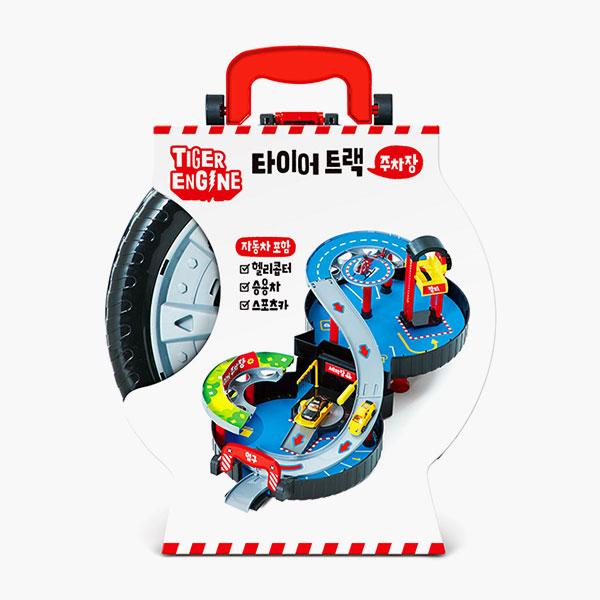 [한정수량] 타이어 트랙(공사장/주차장)