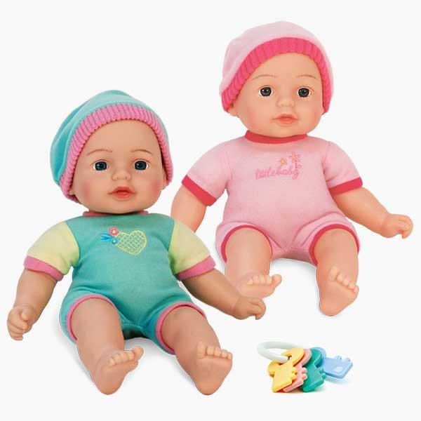 타이거 아기인형