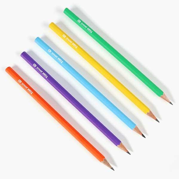 타이거 연필 10본