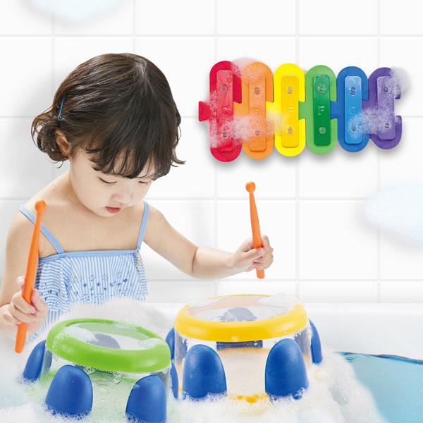 타이거 목욕악기놀이 세트