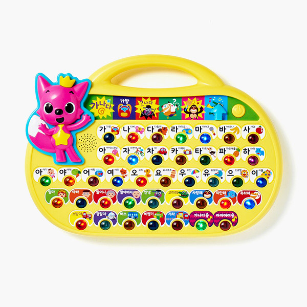 핑크퐁 사운드북.한글가방