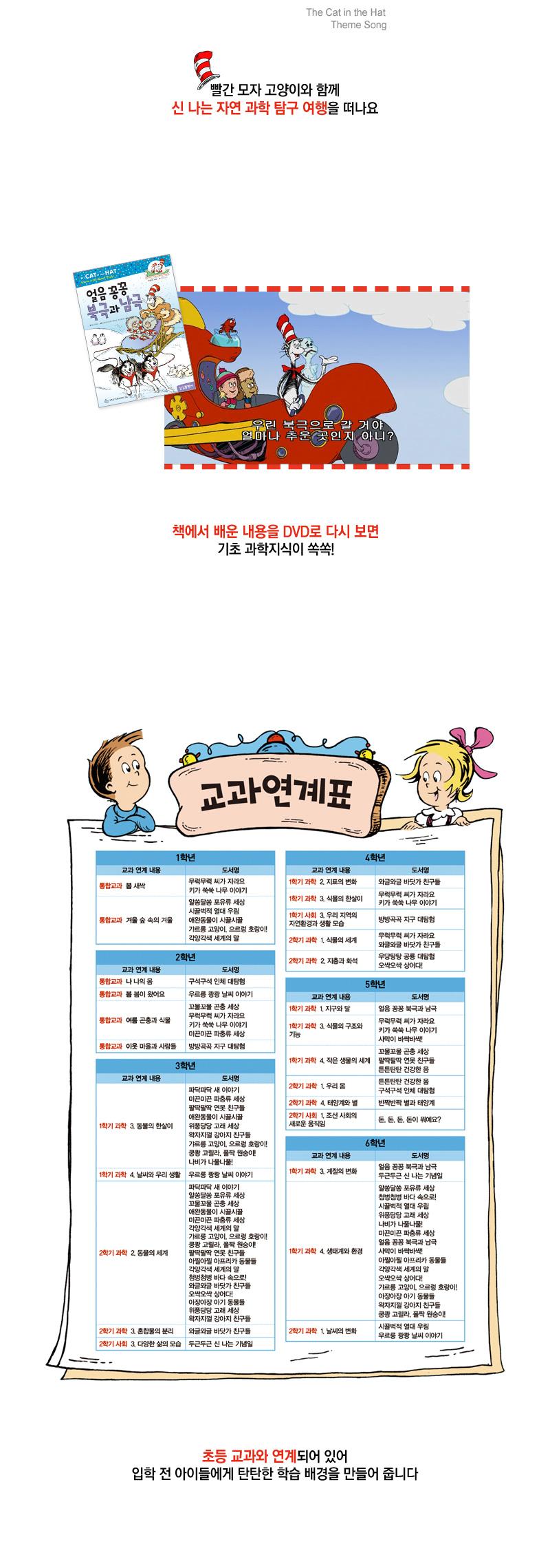 삼성출판사 닥터수스 과학 탐험대 30권