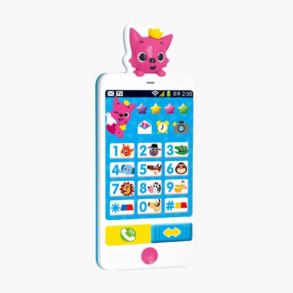 핑크퐁 사운드북 3.스마트폰